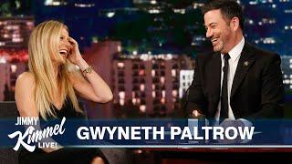Gwyneth Paltrow on Her Kids, Magic Mushrooms & Vagina Candles
