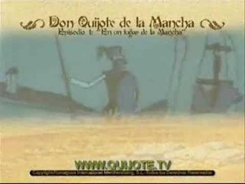 Videocuento Epis.#01 Resumen DON QUIJOTE DE LA MANCHA (1979) QUIXOTE
