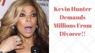 Wendy Williams Husband Demanding MILLIONS Amid Divorce Filing(Allegedly).