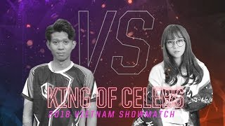 [24.11.2018] Team QTV vs Team Misthy [King Of Celebs][Allstar VietNam 2018]