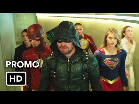 The Flash Season 4 (Crossover Events Promo 'Crisis on Earth-X')