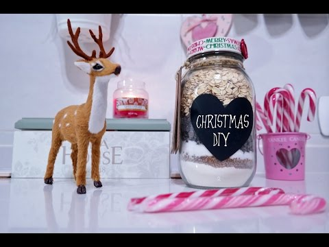 * DIY * Biscotti in barattolo - Cookies in jar | Elena Dreamer