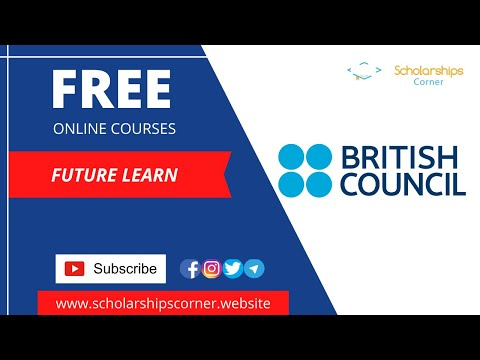 Free Online Courses from British Council, UK | How to Enroll