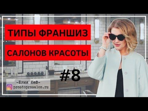 Урок №8. Типы франшиз салонов красоты