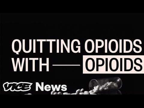 The best opioid addiction treatment is more opioids