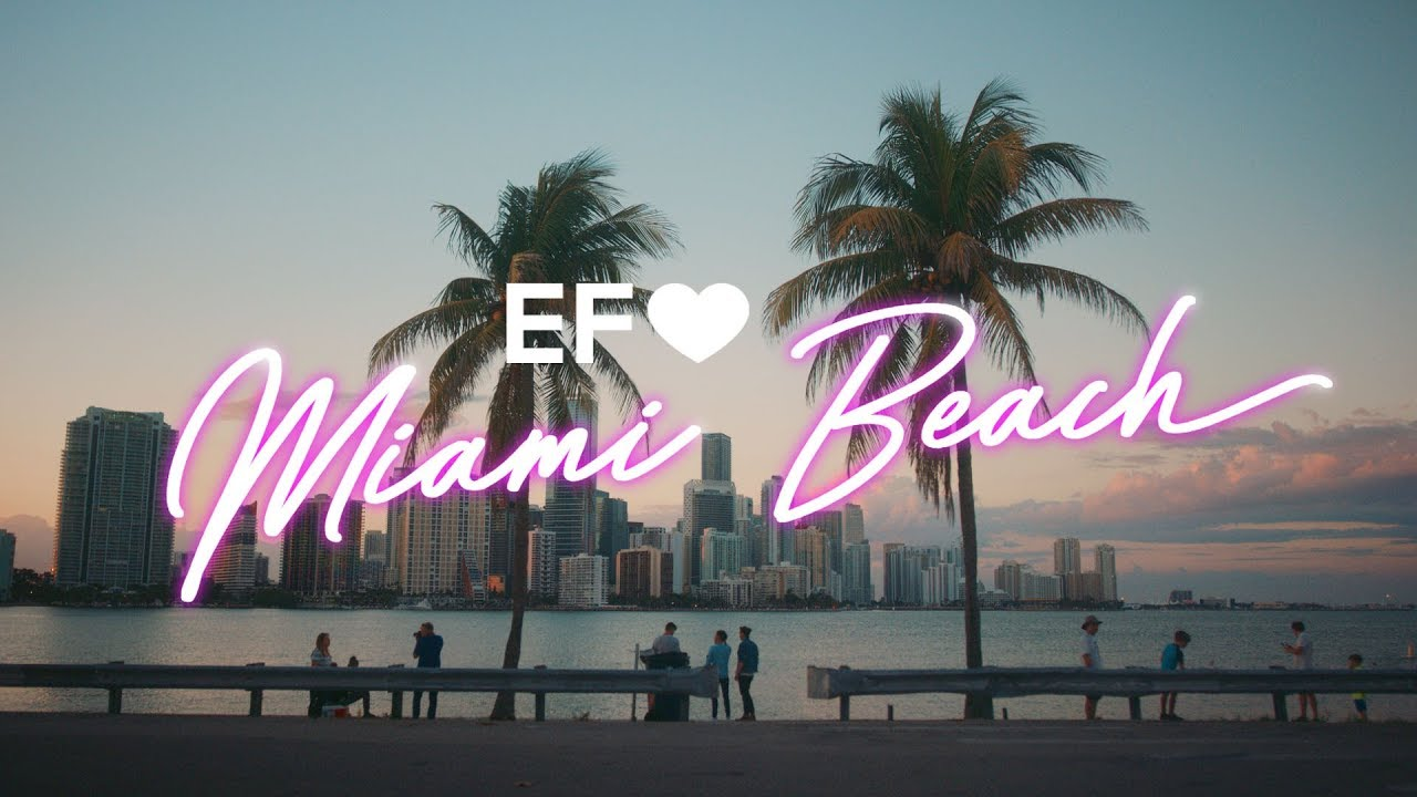 EF ❤ Miami Beach