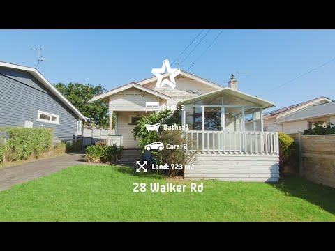 28 Walker Road, Pt Chevalier