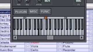 ya rayeh instru piano + tutoriel