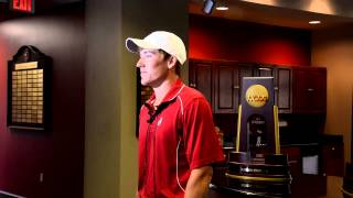 Alabama Golf Video - Alabama Golf Video - Robby Prater, May 29, 2014