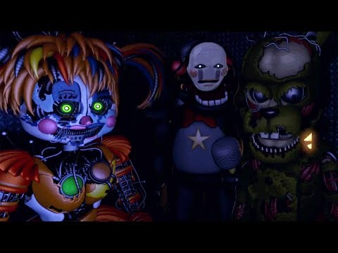 Download Sfm Fnaf 6 Animated Ending Cutscene Video 3GP Mp4 FLV HD