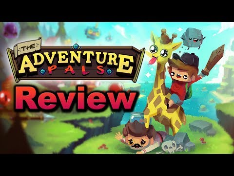 The Adventure Pals Review | Adventure Time Game?! video thumbnail