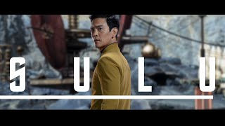 Star Trek Beyond 2016  Sulu  Paramount Pictures