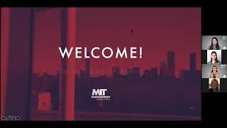 MIT Sloan: MBA Application Tips & Admissions Overview 2020