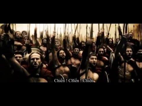 Phim chế: 300 chiến binh phẫn nộ trước giàn khoan HD-981 của Trung Quốc