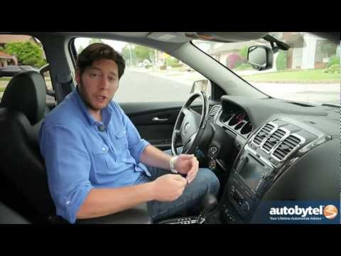 2012 GMC Acadia: Video Road Test & Review