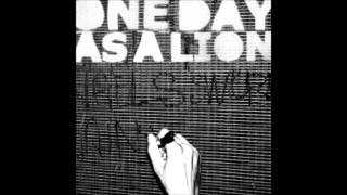 One Day As A Lion-Wild International