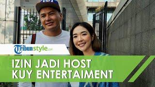 Jadi Host di Programnya KUY Entertainment, Gisel Izin ke Wijin