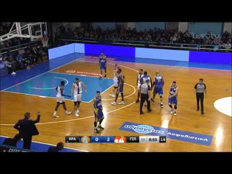 Basket League : ΗΡΑΚΛΗΣ – ΠΕΡΙΣΤΕΡΙ | ΑΓΩΝΑΣ | 04/01/2020 | ΕΡΤ
