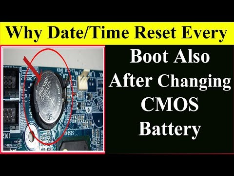 HP Z820 | REMOVE CMOS BATTERY TO RESET BIOS (FIX BOOT ERRORS