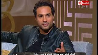 """بوضوح - كريم فهمي : محمود الليثي بيغني بالإنجليزي في فيلم """"علي بابا"""" !"""