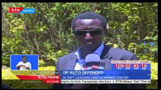 Dp William Ruto's political supporters come out to his defense in Uasin Gishu county