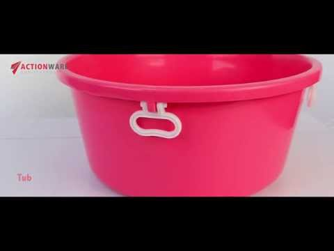 100 Ltr Caterers Plastic Tub
