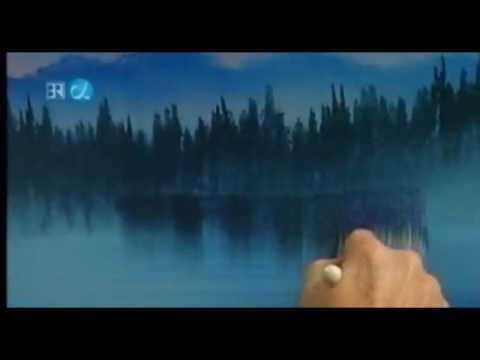 Bob Ross   The Joy of Painting   S29 01   Island in the Wilderness