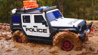 Police Car mud Off road ADVENTURES — RC Extreme Pictures
