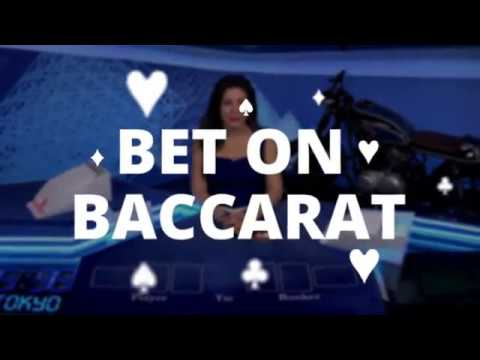 BetGames.TV Baccarat game
