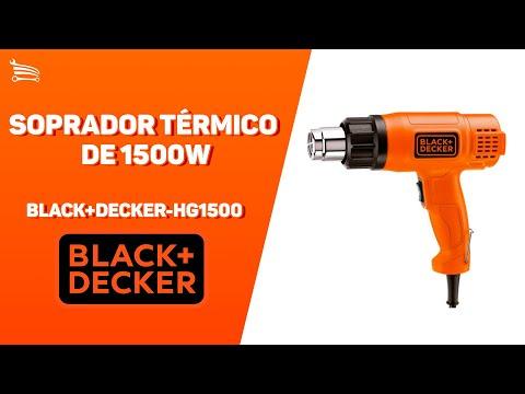 Soprador Térmico de 1500W  - Video
