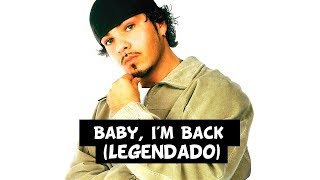 Baby Bash - Baby, I'm Back (ft. Akon) [Legendado]