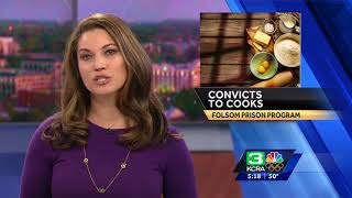 KCRA NBC3 features culinary program for inmates