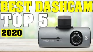 TOP 5: Best Dash Cam 2020