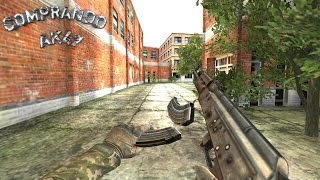 Bullet Force  Comprando Ak47