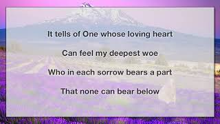O How I Love Jesus (With Lyrics)