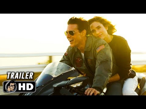 TOP GUN: MAVERICK Trailer 2 (2019) Tom Cruise