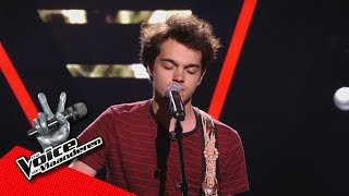 Bram - 'Cannonball' | Blind Auditions | The Voice Van Vlaanderen | VTM
