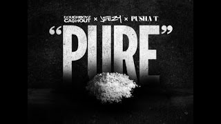 Doughboyz Cashout ft. Jeezy & Pusha T - Pure White ( NEW FIRE )