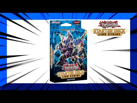 Yu-Gi-Oh! Link Strike Starter Deck Unboxing & Review!