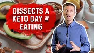Dr. Berg Dissects a Keto Day of Eating