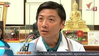 """ที่นี่ Thai PBS - ที่นี่ Thai PBS : """"หมาจรจัด"""" ปัญหาระดับโลก"""