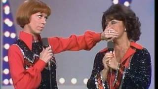 Eydie Gorme Carol Burnett Hollywood Music Medley