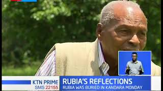 Charles Rubia's political detention and life's reflections