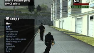 Обзор модов на GTA San Andreas #3 Сразу 3 мода