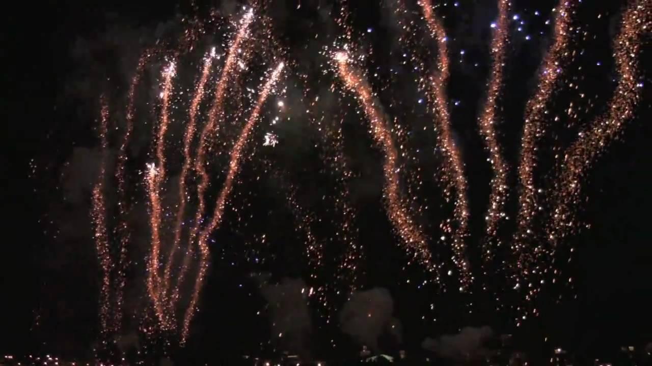 American Pyrotechnic Association - Downtown Disney Lake
