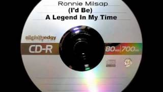 Ronnie Milsap - (I'd Be) A Legend In My Time