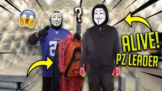 (100% PROOF!) PZ LEADER IS ALIVE! 😱 (He is Hiding!!) Chad Wild Clay VY Qwaint Spy Ninjas Melvin PZ9