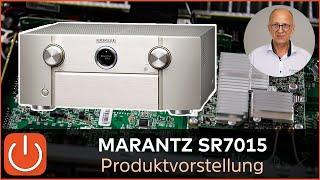 MARANTZ 8K AV-Receiver SR7015 - Was bringt der Neue wirklich ? - THOMAS ELECTRONIC ONLINE SHOP -