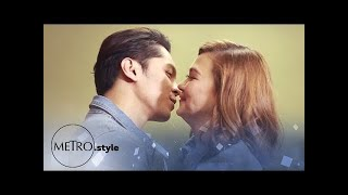The Kissing Game with Carlo and Angelica | Metro.Style