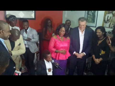 DABO SPEAKS TO FRENCH AMBASSADOR TO GHANA